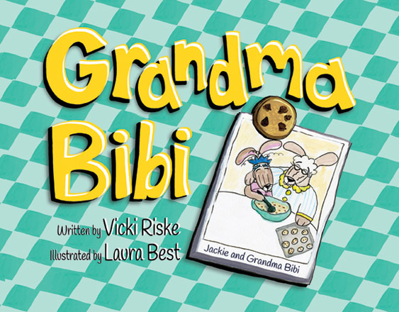 Grandma Bibi book cover